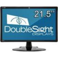 """DoubleSight Displays DS-220C 21.5"""" LED LCD Monitor - 16:9 - 5ms - Webcam, Speaker, Microphone"""