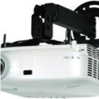 Universal Wall/Ceiling Projector Mount (Black)