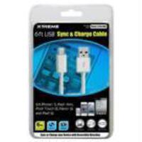 Xtreme 59050 Cable6 Sync /charge 8 Pin